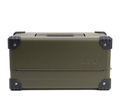 KTC 両開きメタルケース 工具箱 オリーブドラブ 限定カラー EK-10AODEM