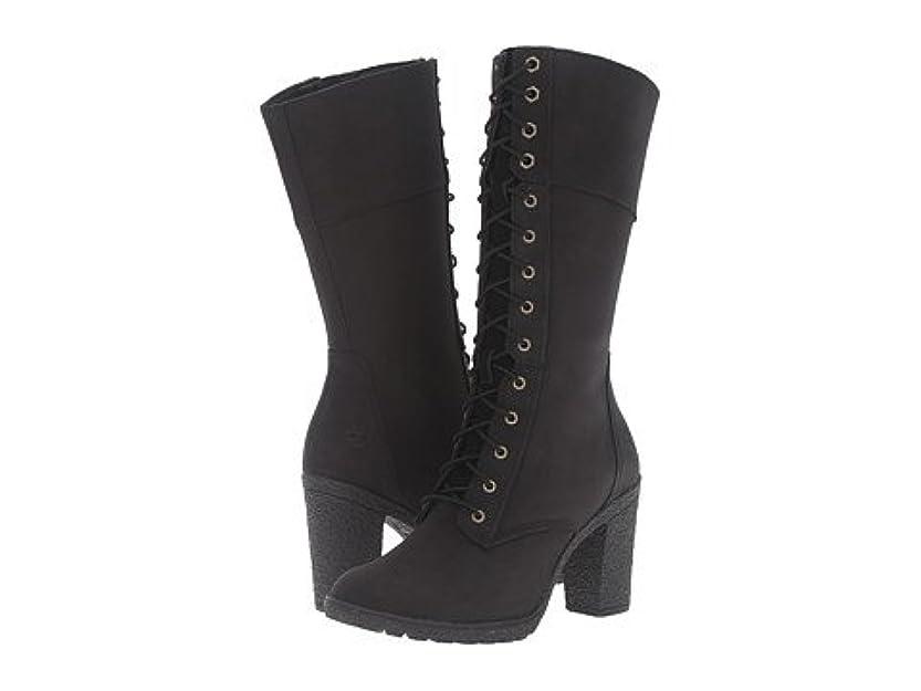 とげのある幾分冬[ティンバーランド] レディースブーツ?靴 Glancy 10inches Lace-Up Boot [並行輸入品]