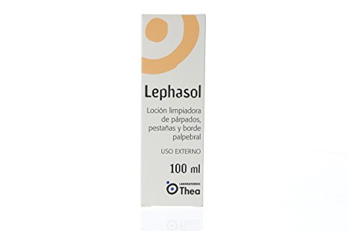 LABORATORIOS THEA - LEPHASOL LOC LIMPIAD 100 ML