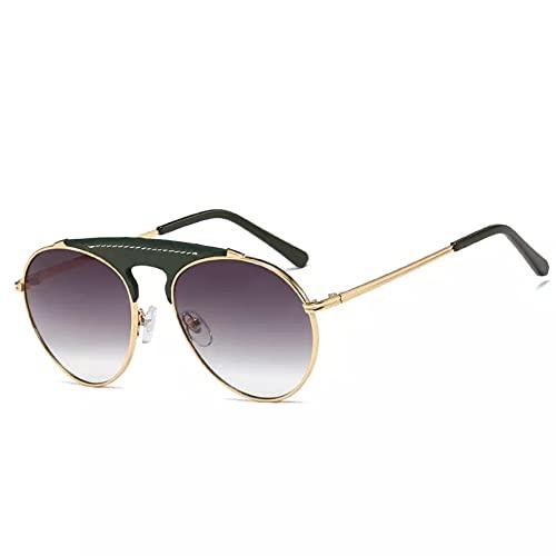 BAJIE Gafas de Sol Gafas de Sol de Moda para Mujer Gafas de Sol de Gran tamaño para Mujer Tonos de Moda para Hombre