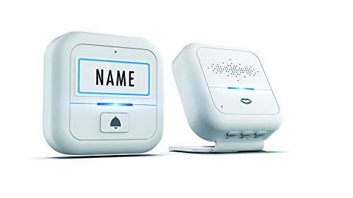 ADF-210 Drahtlose Funk-Türsprechanlage für 1-Familienhaus mit Duplex-Sprachübertragung