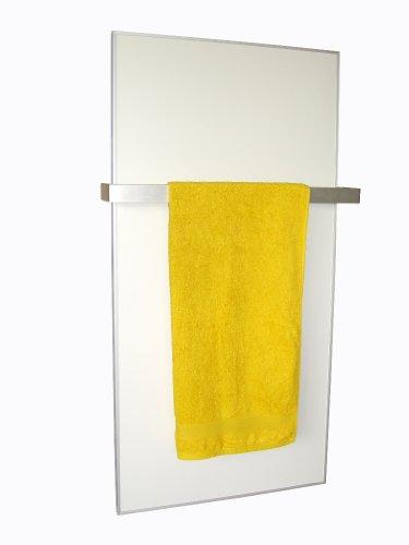 insidehome | Handtuchhalter  Infrarotheizung Easy Aluminium mit Rahmen Bild 2*