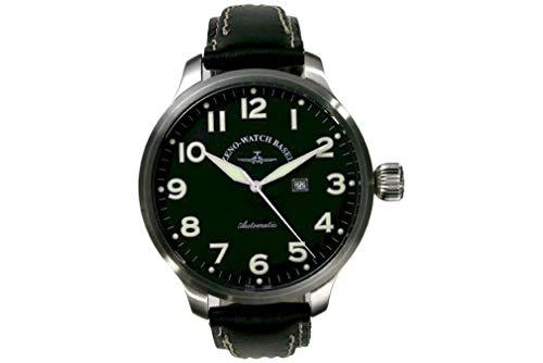 Zeno-Watch – Orologio da polso da uomo – Super oversize SOS Automatic...