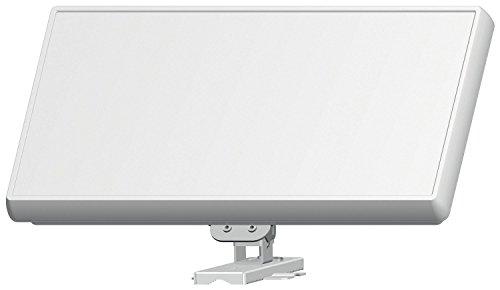 Selfsat H21D Plus Flachantenne mit austauschbaren Single LNB