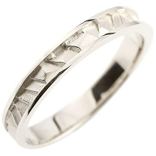 [アトラス]Atrus リング レディース pt900 プラチナ900 地金 つや消し 宝石なし 指輪 ストレート 22号