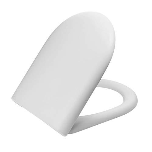 Copriwater per Modello Esedra Ideal Standard Saniplast Valencia Bianco