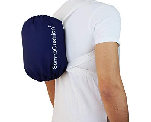 Tomed GmbH SomnoCushion® Standard Anti-Schnarch-Rucksack zum Verhindern der Rückenlage im Schlaf