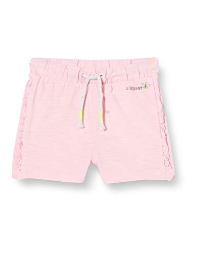 s.Oliver Junior Mädchen Short Baby Girls Lässige, 4146 Puder pink, 80