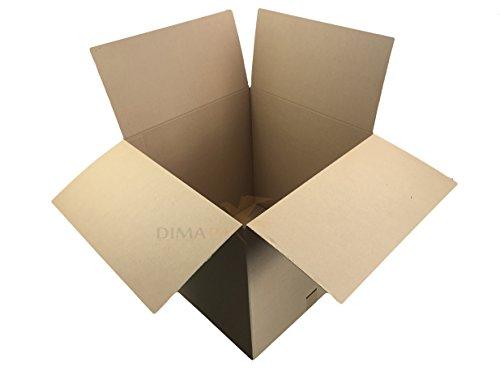 5 x Kartons 500 x 500 x 500 mm Würfel Felgen Karton dimapax