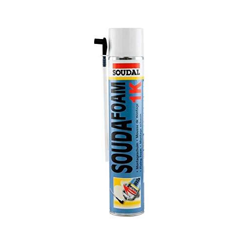 SOUDAL - Espuma poliuretano 750 ml