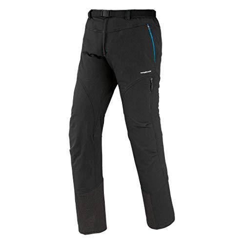 Trangoworld Kluse DS Pantalon Long pour Homme XL Noir