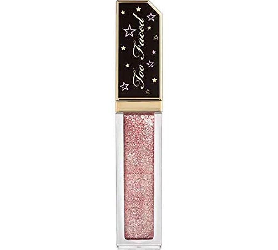 ローマ人ひまわりとげのあるTOO FACED Twinkle Twinkle Liquid Glitter Eyeshadow - Strawberry Champagne [並行輸入品]