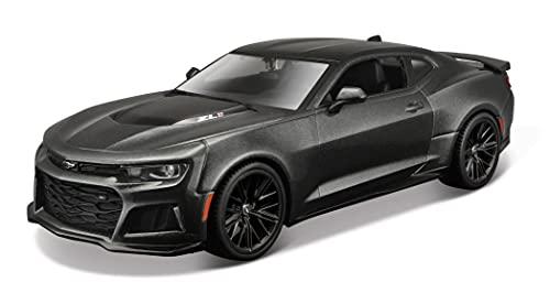 Maisto 1:24 Scale Assembly Line2017 Chevrolet Camaro ZL1 Die-Cast Vehicle