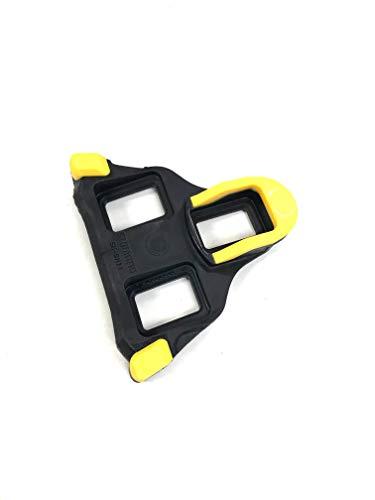 Shimano Schuhplatten SM-SH11, gelb, Y42U98010_gelb - 2