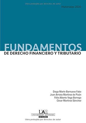 Fundamentos de Derecho Financiero y Tributario. Materiales 2020.