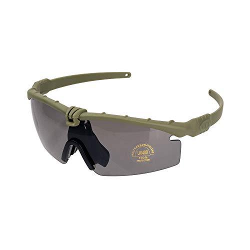 FOCUHUNTER Occhiali Sportivi antinebbia Occhiali protettivi Occhiali Guida Occhiali Anti UV400 Occhiali protettivi per Ciclismo Escursionismo