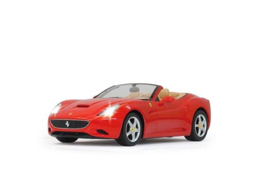 RC Auto kaufen Rennwagen Bild: Jamara 404290 - RC Ferrari California 1:12 inklusive Fernsteuerung, rot*
