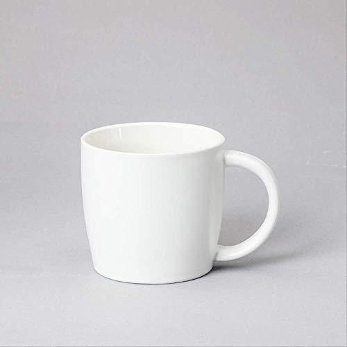 Becher Keramikbecher Mug Keramikbecher Werbegeschenk Wasserbecher 501-600ml Weiß