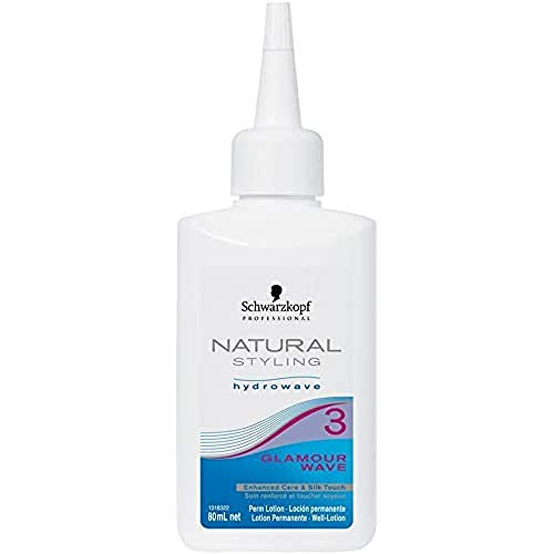Schwarzkopf Natural Styling Classic Glamour 3 Lotion Permanent 80 ml