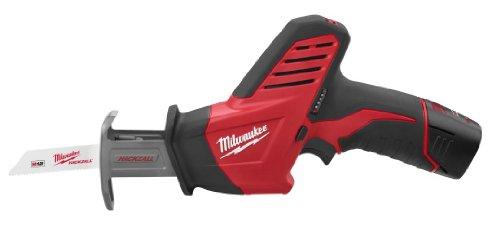 Milwaukee 2420-21 12-Volt Hackzall Saw Kit