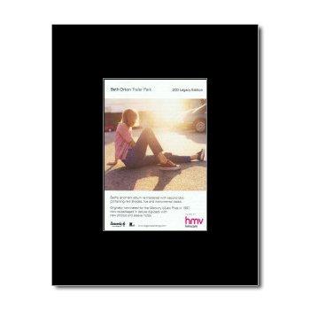 BETH ORTON - Trailer Park - Legacy Matted Mini Poster - 13.5x10cm
