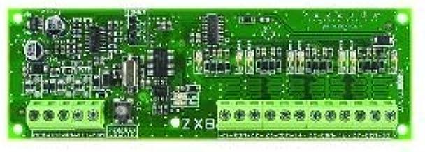 Paradox ZX8 Módulo expansión 8 zonas cableadas y 1 salida ...