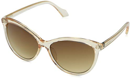 Calvin Klein 270 - Gafas de sol rectangulares para mujer, 54 mm, 15 mm, 140 mm
