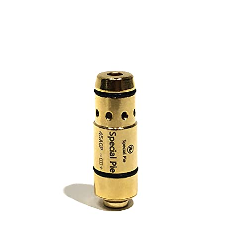 SPECIAL PIE .45ACP Laser Bullet- with Bulit in Snap Cap for Dry Fire Training, Dry Fire Trainer