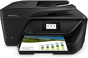 HP Officejet 6950 drukarka wielofunkcyjna (drukarka, skaner, kopiarka, faksy, HP Instant Ink, Duplex, Wi-Fi, Airprint) z...