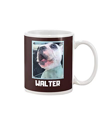 Walter Geoffrey The Frenchie Mug, 11OZ/15OZ ceramic coffee mugs - Best funny and inspirational gift