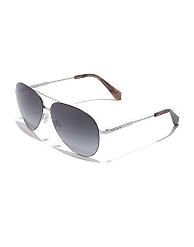 HAWKERS · COLE · Silver · Black Gradient · Gafas de sol para hombre y mujer