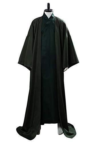 RedJade Potter Lord Voldemort Outfit Cosplay Kostüm Grün Herren XXXL