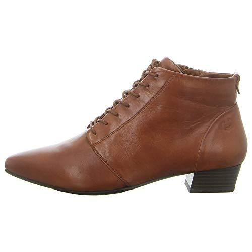 Gerry Weber Shoes Damen Nova 26 Stiefeletten, Braun (Cognac 370), 39 EU
