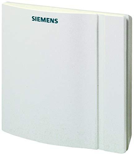 SIEMENS Ingenuity for life - Termostato de ambiente a prueba de alteraciones, para sistemas sólo de calefacción o sólo de refrigeración RAA11