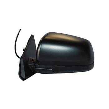 Partslink Number MI1321129 OE Replacement Mitsubishi Lancer Passenger Side Mirror Outside Rear View