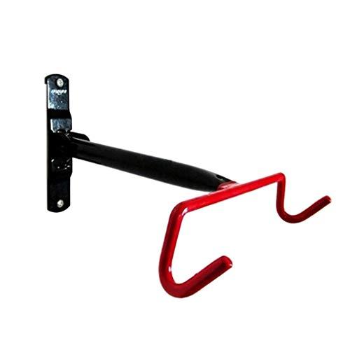 Babysbreath17 Soporte de Pared de Bicicletas suspensión de la Pared Haning Gancho tirón Encima del Garaje de Altas Prestaciones portabicicletas Sistema de Almacenamiento