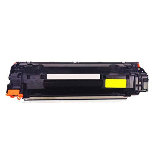 Compatible con HP 88A CC388A Cartucho de tóner de repuesto para impresora HP P1007 P1008 M1136 M1008 M1136 P1108, suministros educativos de oficina, efecto de impresión transparente