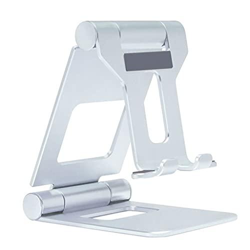 Changzhou Soporte de tableta plegable soporte de escritorio de aluminio doble ángulo ajustable 270 ° antideslizante para iPad Mini/iPad aire