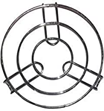 DISSMI Steel Cooking Pot Steaming Tray Stand