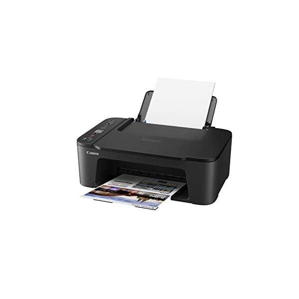 Canon-PIXMA-TS3450-Drucker-Farbtintenstrahl-Multifunktionsgeraet-DIN-A4-Scanner-Kopierer-Drucker-4800-x-1200-dpi-WLAN-USB-Apple-AirPrint-PIXMA-Cloud-Link