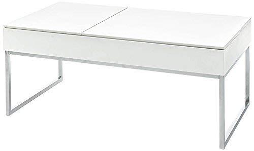 Wink design - Mobile - Table basse blanche