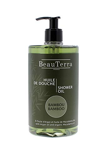 Beau Terra Huile de Douche Bambou 750ML