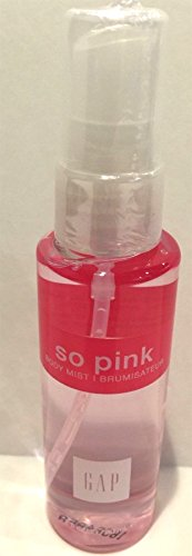Gap So pink body mist 2fl.oz/50ml