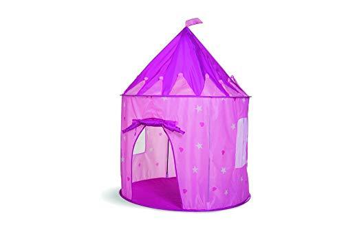 BuitenSpeel B.V. GA095 Tenda Principessa Spielzelt, pink, 102 x 135 cm