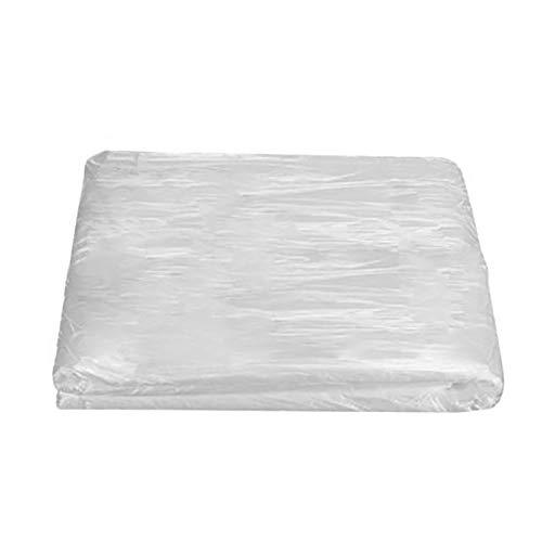LKHF Juego de 100 fundas desechables para sofá o cama cosmética, fundas para mesas de masaje, para salón de belleza, masajes, tatuajes, hoteles (90 x 180 cm)