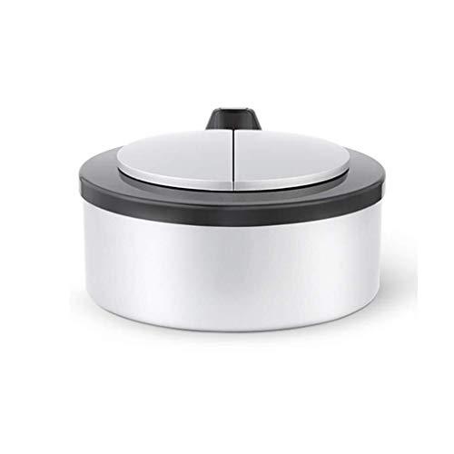 JIAHE115 Trash kan smart home desktop micro prullenbak Candy opslag box smart sensor desktop opslag box one-button normaal open cover sensor Huishoudelijke decoratieve opslag emmer