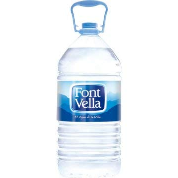 Font Vella - Agua Botella 6 25 Litros Caja 3 Botellas