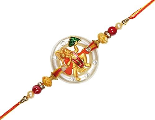 Flying Hanuman Rakhi for Brother & Boys Raksha Bandhan Rakhi for Kids