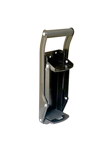 BTBGYP 500ML Large Beer Can Crusher/Aluminum Can Crusher and Bottle Opener EcoFriendly Recycling Tool Black