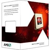 AMD FX-4100 3.60GHz Black Edition Desktop Boxed CPU FD4100WMGUSBX